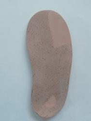 orthèse monobloc corrections orthopédiques voûte plantaire