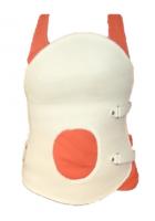 corset d'immobilisation vertébrale en résine tassement vertébral fracture vertébrale spondylolisthésis arthrose lombaire sciatique cruralgie